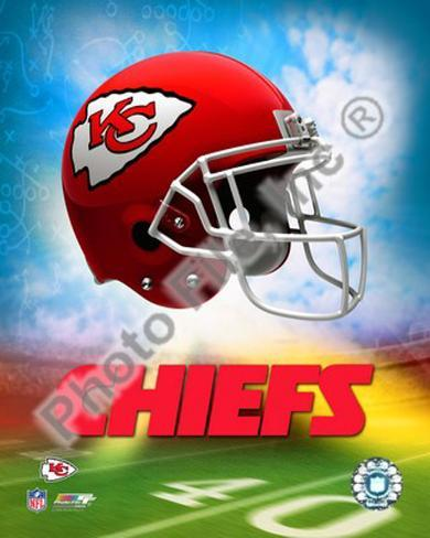 2009 Kansas City Chiefs Framed Photographic Print