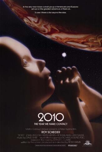 2010: The Year We Make Contact Masterprint
