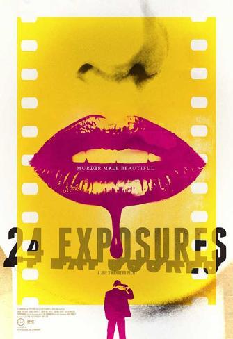 24 Exposures Masterprint
