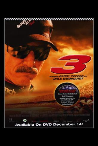 3: The Dale Earnhardt Story Poster
