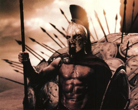 300 Movie (Spartan) Glossy Photo Photograph Print Photo