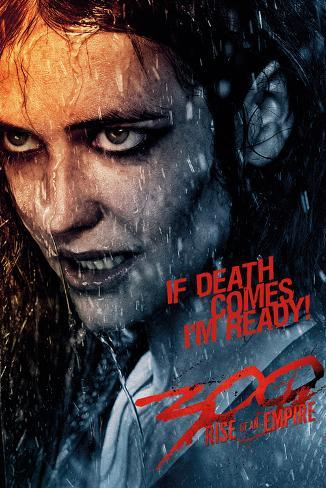 300 Rise of an Empire - If Death Comes Poster