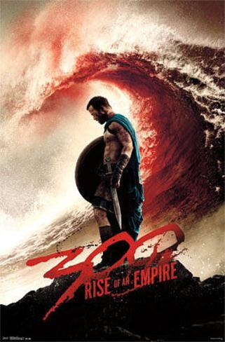 300 Rise of an Empire One Sheet Poster