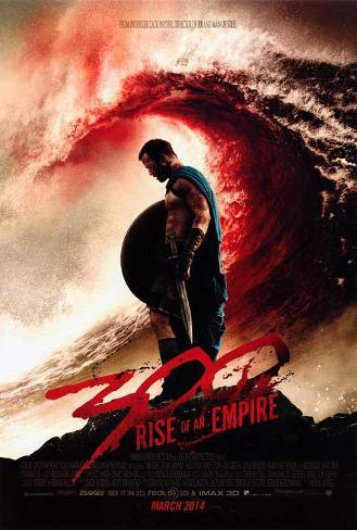 300: Rise of an Empire マスタープリント