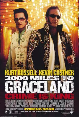 3000 Miles to Graceland Masterprint