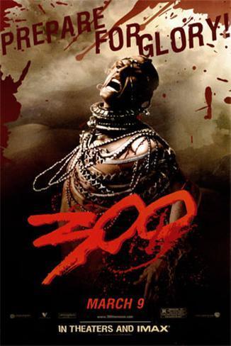 300 Poster originale