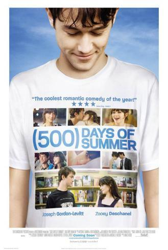 500 Days of Summer - Finnish Style Poster