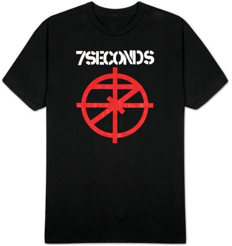 7 Seconds - Scope T-Shirt