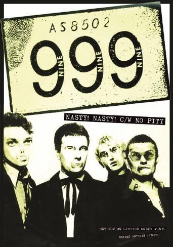 999-Nasty Nasty Poster