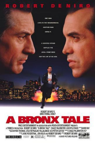 A Bronx Tale Stampa master