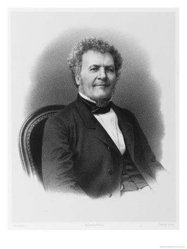Alexis Paulin Paris French Antiquary and Translator Giclee Print