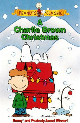 A Charlie Brown Christmas Masterprint