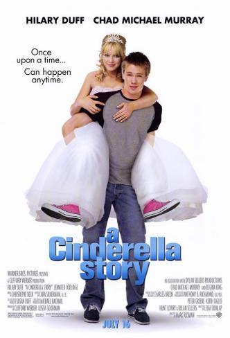 A Cinderella Story Masterprint