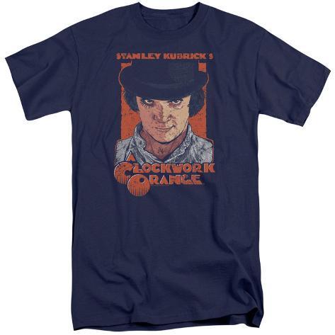 A Clockwork Orange/Alex Stamp (Big & Tall) T-Shirt