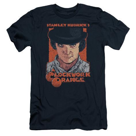 A Clockwork Orange/Alex Stamp Slim Fit T-Shirt