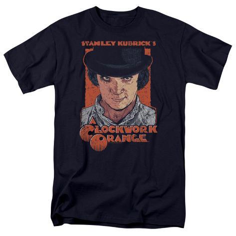 A Clockwork Orange/Alex Stamp T-Shirt