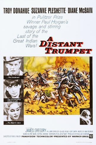 A Distant Trumpet ポスター