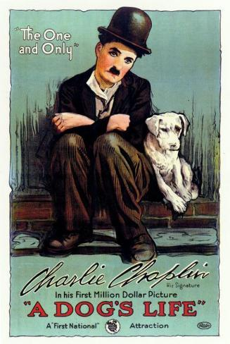 A Dog's Life Masterprint