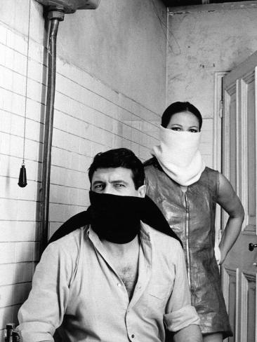 A Fine Pair, 1969 (Ruba Al Prossimo Tuo) Photographic Print