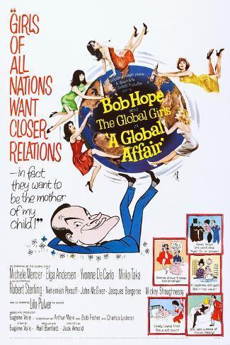 A Global Affair Poster