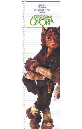 A Gnome Named Gnorm Masterprint