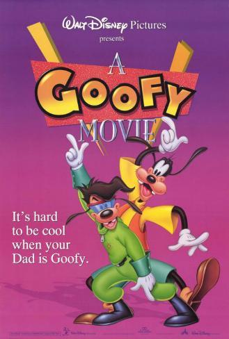 A Goofy Movie Poster