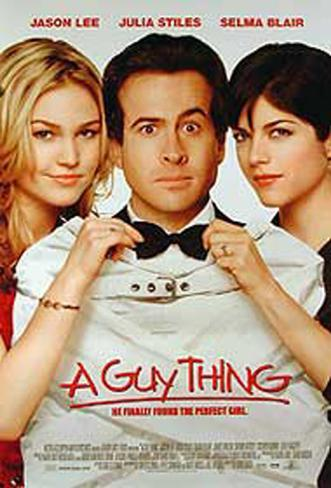 A Guy Thing Original Poster