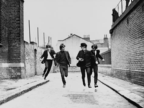 A Hard Day's Night, 1964 Premium Photographic Print