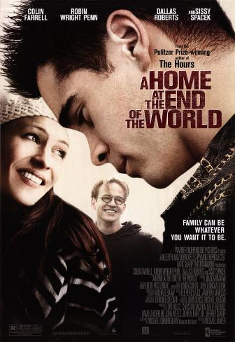 A Home at the End of the World Double-sided poster