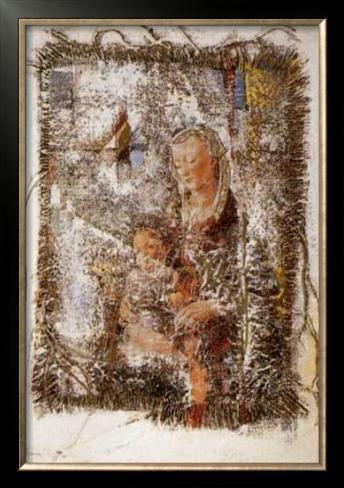 Rinascimento Italiano II Framed Art Print