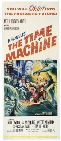 A Máquina do Tempo Pôster