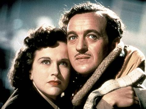 A Matter Of Life And Death, (AKA Stairway To Heaven), Kim Hunter, David Niven, 1946 Photo