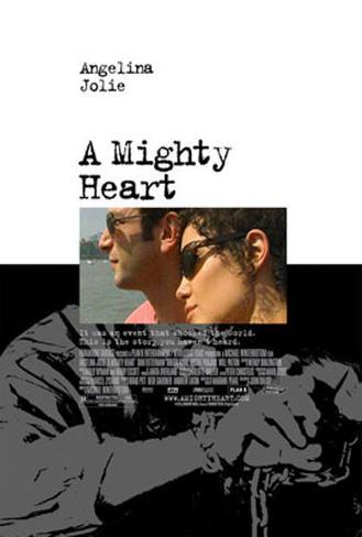 A Mighty Heart Double-sided poster