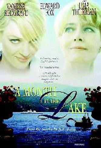 A Month By The Lake Original Poster