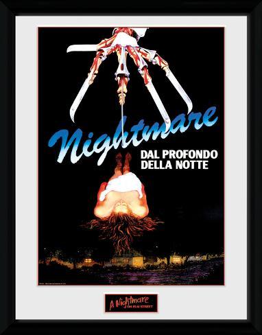 A Nightmare on Elm Street - Nightmare Collector Print