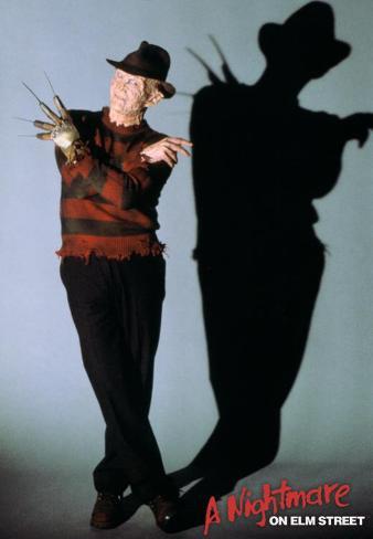 A Nightmare on Elm Street マスタープリント