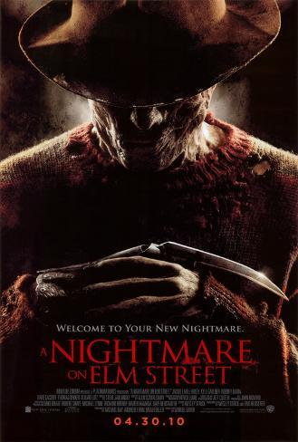 Image result for nightmare on elm street poster