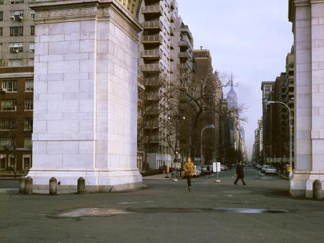A piedi nudi nel parco Foto