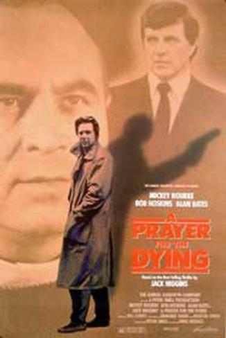 A Prayer For The Dying Original Poster