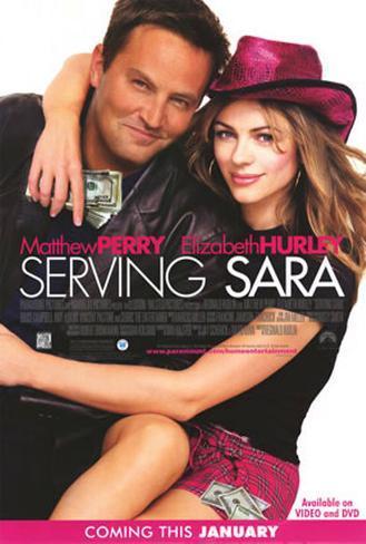 A Serviço de Sara Pôster