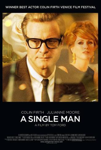 A Single Man Stampa master