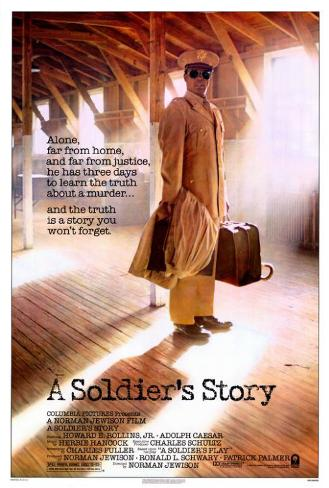 A Soldier's Story Pôster