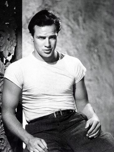 A Streetcar Named Desire Marlon Brando 1951 Photo At