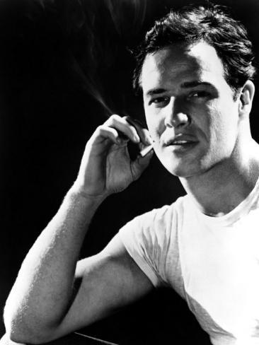 A Streetcar Named Desire, Marlon Brando, 1951 写真