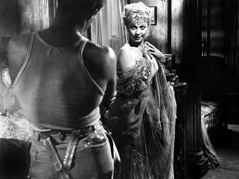 A Streetcar Named Desire, Marlon Brando, Vivien Leigh, 1951 Foto