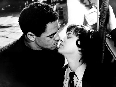 A Taste Of Honey, Paul Danquah, Rita Tushingham, 1961 写真