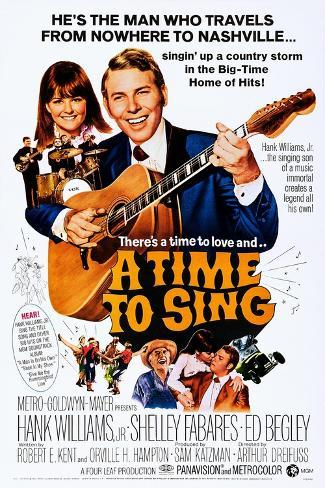 A Time to Sing Art Print