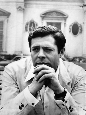 A Very Private Affair, (AKA Vie Privee), Marcello Mastroianni, 1962 Photo