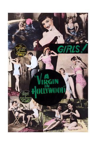 A Virgin in Hollywood Giclee Print