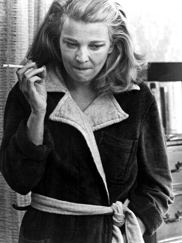 A Woman Under The Influence, Gena Rowlands, 1974 Photo